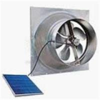 Buy cheap Solar gable fan from wholesalers