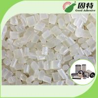 Buy cheap Semi White Transparent Hot Melt Adhesive Pellets EVA Resin For Air Filter from wholesalers