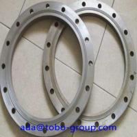 """Buy cheap ASME UNS S32760 8"""" Forged Steel Flanges / Socket Weld Flange For Connection product"""