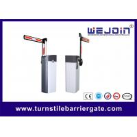 Buy cheap Electronic Barrier Gates with 90degree square&folding arm from Wholesalers
