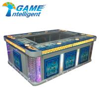 Buy cheap VIdeo Fish Hunter Game Machine Dragon VS Tiger VS Leopard Wining Rate Adjustable from wholesalers