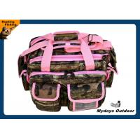 Buy cheap Pink Waterfowl Camo Floating Blind Bag Duck Hunting Double Zippered Flap 1000D Nylon from wholesalers