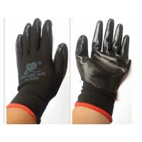 Buy cheap 13 gauge polyester nitrile coated glove from wholesalers