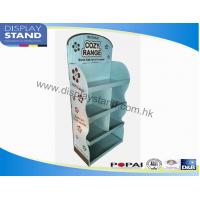 Buy cheap UV Coating , Corrugated Cardboard Display Stands 4C Offset Printing for Costco , POP Toy Displayer from wholesalers