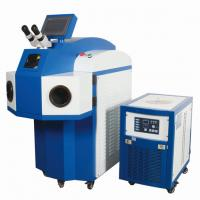 Buy cheap YAG Stable Jewelry Laser Welding Machine Flexible Automatic Shading System from wholesalers
