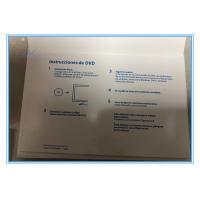 Buy cheap Spainish Language Windows 10 Pro Retail Box 64 - Bit 2GB Min RAM Online Activation product