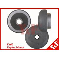 Buy cheap Anti Vibration Moulded Rubber Engine Mounts For HITACHI EX60 Construction Machinery Parts from wholesalers