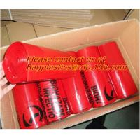 Buy cheap Printed Plastic Biohazard Garbage Bag for hospital Waste, compostable Autoclave Bags, Biodegradeable Medical Biohazard from wholesalers