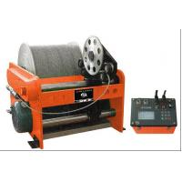 Buy cheap JC-1000  geophysic well logging Automatic Cable Winding Winch from wholesalers