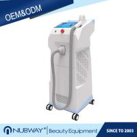 Buy cheap Vertical type CE approval 808nm diode laser hair removal machine for spa use from wholesalers