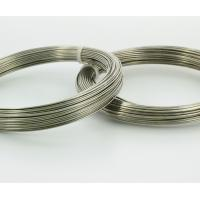Buy cheap Soap Coated Stainless Steel Spring Wire Corrosion Resistant High Carbon Spring Wire product