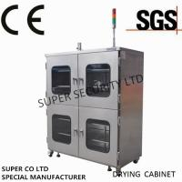 Buy cheap Electronic Desiccant Stainless Nitrogen Dry Box for security storage from wholesalers