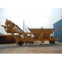 Buy cheap YHZS25,YHZS30,YHZS35,YHZS40,YHZS50,YHZS60 YHZS75,YHZS100 MOBILE CONCRETE BATCHING PLANT CONCRETE MIXING PRODUCTION LINE from wholesalers