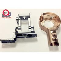 Buy cheap Anodizing Custom Machined Parts 7075 Aluminum ISO 9001 Certification from wholesalers