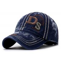 Buy cheap Cotton Sports Custom Snapback Hats , Embroidered Mens Adjustable Caps from wholesalers