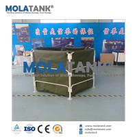 Buy cheap MolaTank Storng Hexagon PVC Material Steel Frame Support Tank from wholesalers