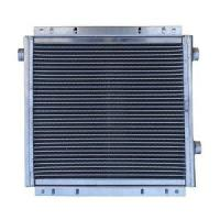 Quality Vacuum plate brazed engine oil cooler , Aluminum hydraulic oil cooler for sale