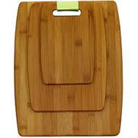 Buy cheap hot sell bamboo bread cutting board with square grooves from wholesalers