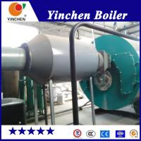 Buy cheap Diesel Fired Steam Generator Cylindrical Boiler Used In Package Machine Industry from wholesalers