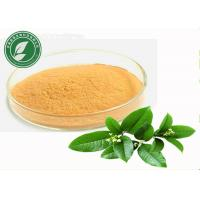 Buy cheap Natural Plant Extract Tea Polyphenol For Anti-Cancer CAS 84650-60-2 from wholesalers