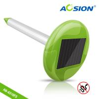 Buy cheap Aosion Garden Solar Sonic Vibrating Mole Repeller With Garden Light from wholesalers