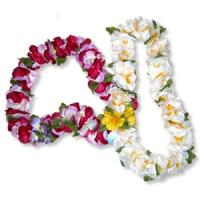 Buy cheap hot selling hawaii flower lei from wholesalers