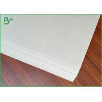 Buy cheap Strong Stifiness 300gsm To 600 Gsm Grey Straw Board Paper For Heavy Box Package from wholesalers