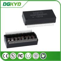 Buy cheap KGP4806SR dual Port gigabyte ethernet magnetic transformer modules with power over ethernet from wholesalers