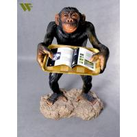 Vivd animal monkey shop display