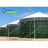 Buy cheap Glass Lined Steel Liquid Storage Tanks With Excellent Corrosion Resistance from wholesalers