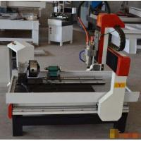 Buy cheap 4 Axis CNC 6090 China Mini DIY Desktop Hobby CNC Router Kits For Sale for Woodworking Adve from wholesalers