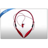 Buy cheap Red Private mould Bluetooth Wireless Stereo Headphone Headset Earphone for Iphone product