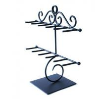 Buy cheap Wrought iron jewelry holder stand from wholesalers