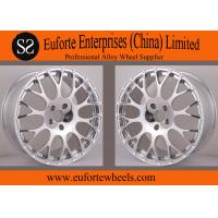 Buy cheap Susha Professional Wheels Manufacturer - VIA/JWL Machined Silver 20inch Forged Rims From China Factory product