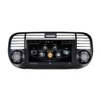 Buy cheap FIAT CAR DVD PLAYER WINCE 6.0 car DVD GPS navigation for FIAT 500 Support 1080P SWC BT RADIO 3G IPOD TV POP product