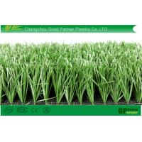 Buy cheap Durably 50mm 10000dtex Football Artificial Grass For Football Field from wholesalers