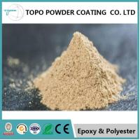 Buy cheap Pigment UV Protection Powder Coating , RAL 1003 Anti Corrosion Coating For Steel from wholesalers