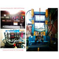Buy cheap H-beam Production Line Integral Automatic Lincoln DC-1000 , NA - 3S , Hydraulic Straightening Unit from wholesalers