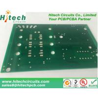 Buy cheap Double Sided 2oz HAL Circuit board PCB, 2 layers PCB, PCB Circuit Board, Double sided PCB, Fr4 2 layers PCB from wholesalers