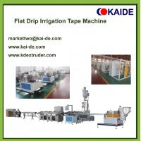 Buy cheap High Speed Drip Irrigation Pipe Machine (Flat dripper Rivulis/AAS/DRTS/JAIN) from wholesalers