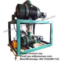 Buy cheap ASSEN ASV Transformer Evacuation System unit,Transformer Drying Vacuum Pump Machines from wholesalers