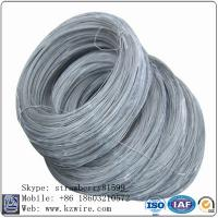 Buy cheap Standard 20Kg/Coil Galvanized Wire product