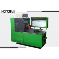 Buy cheap 7.5-22KW Diesel Fuel Injection Test Equipment , Fuel Injection Pump Tester 12PSDW from wholesalers
