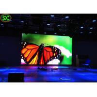 Buy cheap 3Mm High Definition Stage Led Screens Video Wall Small Pixel Pitch Series from wholesalers