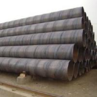 Buy cheap Spiral Submerged Arc Welded Steel Pipe product