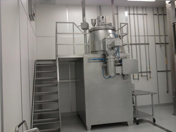 Buy cheap 50L  Interchangeable Quick Powder Rapid Granulator Mixer from wholesalers