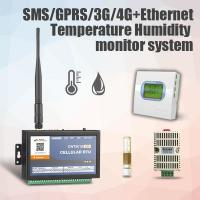 Buy cheap Multi Channel Temperature Monitoring System Ethernet With Cloud Data Logging from wholesalers