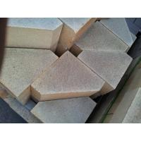 Glass Furnace Large Fire Clay Brick Refractories Corrosion Resistant
