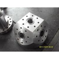 Buy cheap Forged Forging Steel  High pressure Mud cement Choke & kill manifolds  high pressure butt weld manifold block fittings from wholesalers