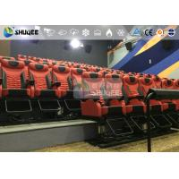 Buy cheap 360 Degree Screen Large 4D Movie Theater With 30 Electronic Cinema Chair product